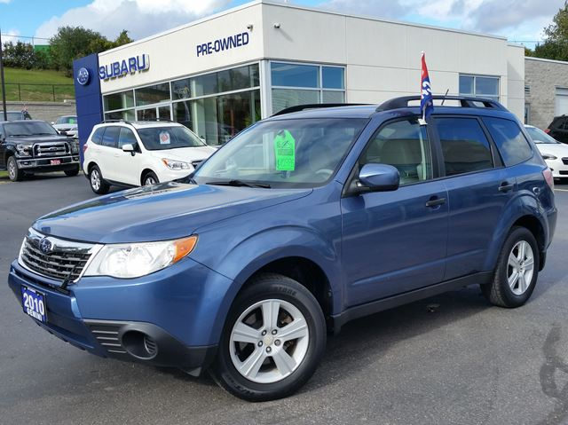 2010 Subaru Forester 2.5X Outdoor in Kitchener, Ontario