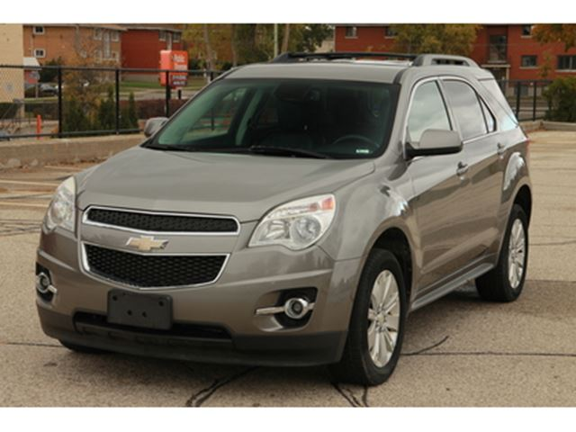 2012 Chevrolet Equinox 2LT CERTIFIED in Kitchener, Ontario