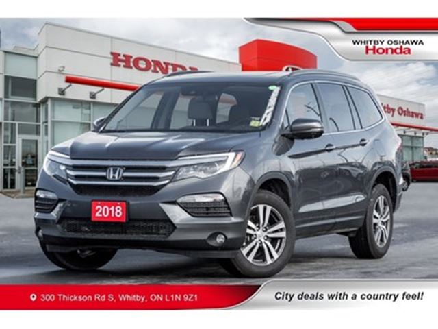 2018 Honda Pilot EX-L w/RES in Whitby, Ontario