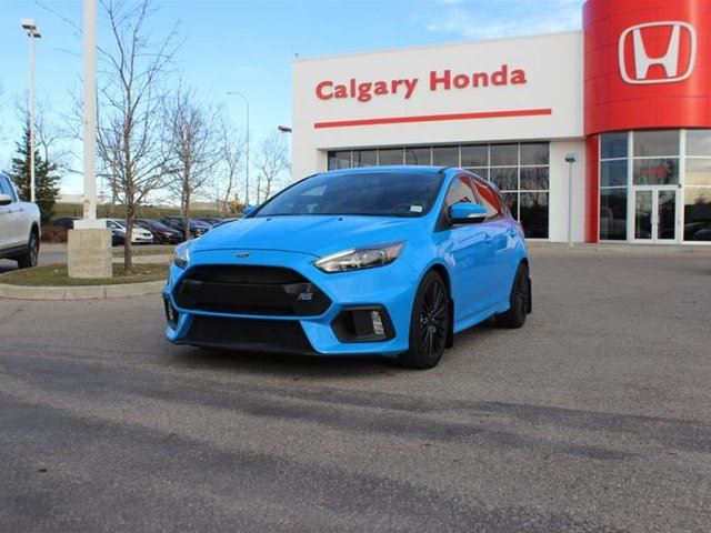 2016 FORD Focus Hatchback RS in Calgary, Alberta