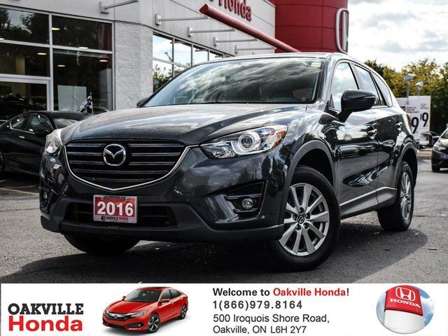 2016 MAZDA CX-5 GS AWD at in Oakville, Ontario