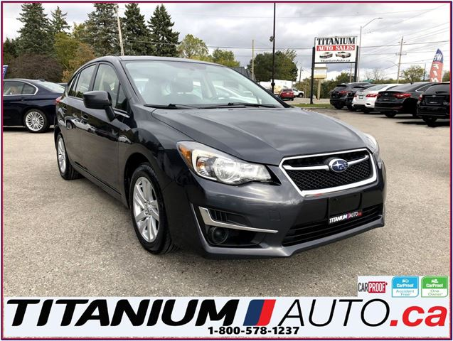 2015 Subaru Impreza 2.0i w/Touring Pkg-AWD-Camera-Heated Seats-ECO-XM- in London, Ontario