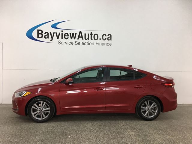 2017 Hyundai Elantra GL - ALLOYS! HTD STS! BSD! A/C! ANDROID AUTO! REV CAM! BLUETOOTH! HTD WHEEL! CRUISE! in Belleville, Ontario
