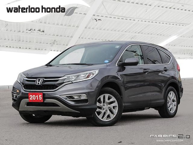 2015 Honda CR-V EX-L Bluetooth, Back Up Camera, AWD, Heated Seats and more! in Waterloo, Ontario