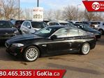 2011 BMW 5 Series 535i; BLUETOOTH, NAV, DVD PLAYER, PARKING ASSIST, SUNROOF AND MORE in Edmonton, Alberta