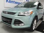 2013 Ford Escape SEL 4WD ecoboost, NAV, heated power leather seats, keyless entry, power liftgate in Edmonton, Alberta