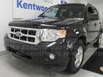 2011 Ford Escape XLT FWD with a power drivers seat and keyless entry in Edmonton, Alberta