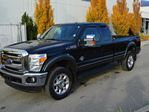 2016 Ford F-350  Lariat 4x4 SD Super Cab 158.0 in. WB in Kamloops, British Columbia