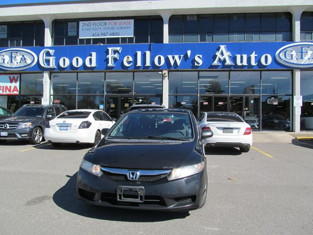 2009 Honda Civic Special Price Offer ...! in North York, Ontario
