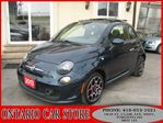 2013 Fiat 500 SPORT TURBO !!!1 OWNER NO ACCIDENTS!!! in Toronto, Ontario
