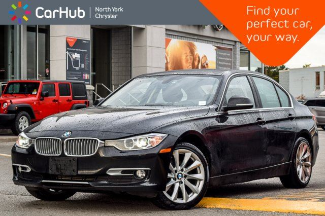 2014 BMW 3 SERIES 320i xDrive in Thornhill, Ontario