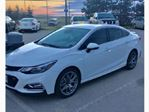 2017 Chevrolet Cruze PREMIER ~ Leather ~ Navigation +++ in Mississauga, Ontario