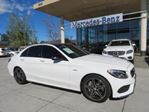 2016 Mercedes-Benz C-Class 4dr Sdn C 300 4MATIC in Mississauga, Ontario