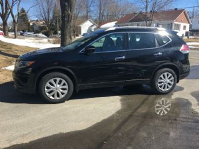 2015 NISSAN ROGUE S-FWD in Mississauga, Ontario