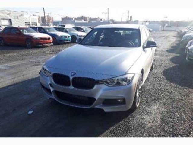 2018 BMW 3 Series 340 xDrive in Mississauga, Ontario