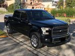 2016 Ford F-150 4WD SuperCrew 145' Limited in Mississauga, Ontario