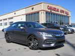 2017 Honda Accord TOURING, LEATHER, ROOF, NAV, 14K! in Stittsville, Ontario