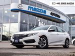 2017 Honda Civic LX, ONE OWNER, FINANCE AVAILABLE in Mississauga, Ontario