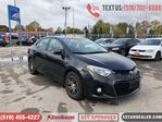 2016 Toyota Corolla S   ONE OWNER    HEATED SEATS in London, Ontario