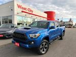 2016 Toyota Tacoma SR5,LOCAL CAR,NICE BLUE! in Belleville, Ontario