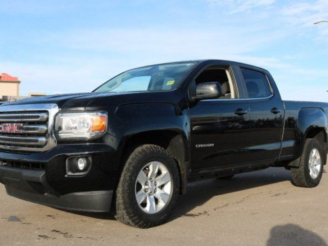 2016 GMC Canyon 4WD CREWCAB SLE Accident Free, Back-up Cam, Bluetooth, A/C, - Used GMC Dealer in Sherwood Park, Alberta