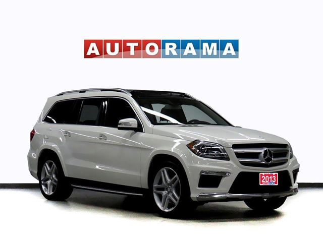 2013 Mercedes-Benz GL-Class GL350 BLUETEC 7 PASS NAVI SUNROOF LEATHER 4WD in North York, Ontario
