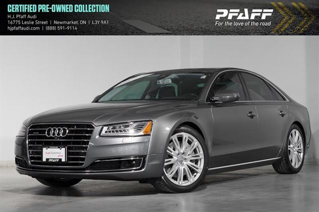 2016 Audi A8 3.0T in Newmarket, Ontario