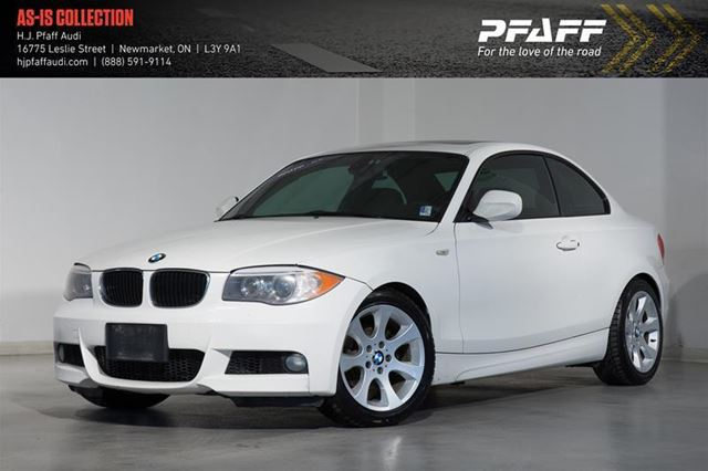 2012 BMW 1 Series 128 in Newmarket, Ontario