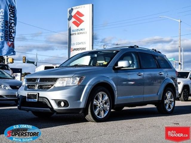 2013 DODGE JOURNEY R/T in Barrie, Ontario