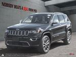 2018 Jeep Grand Cherokee All Models on Sale! Start $45995! in Mississauga, Ontario