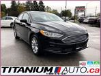 2017 Ford Fusion SE-Camera-Apple Play-Android-Sunroof-Power Seats in London, Ontario