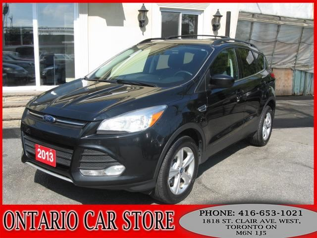 2013 FORD ESCAPE SE 4WD 2.0L !!!NO ACCIDENTS!!!  in Toronto, Ontario