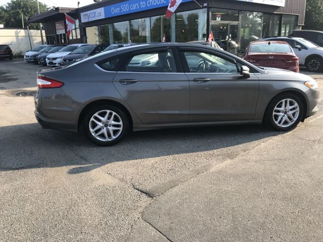 2014 FORD FUSION SE POWER SEAT, BLUETOOTH, ALLOYS!!! in Richmond, Ontario