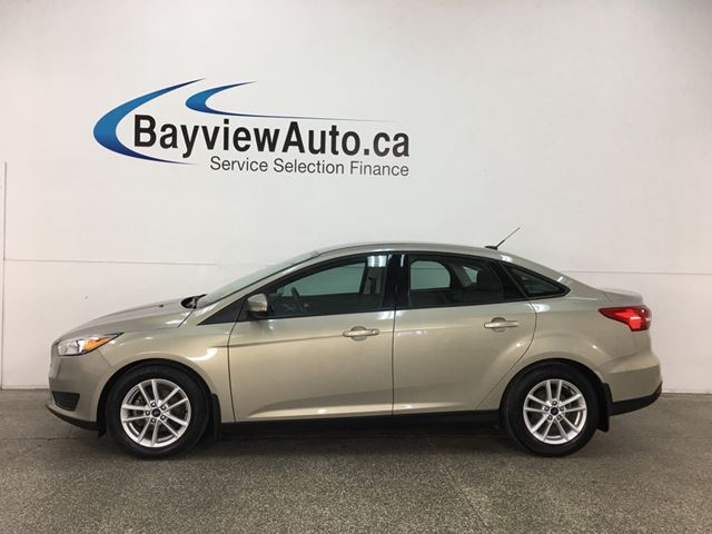 2015 FORD FOCUS SE - FLEX FUEL! HTD SEATS! SYNC! CRUISE! A/C! in Belleville, Ontario