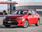 2017 Toyota Corolla LE Former Daily Rental, No Accidents in London, Ontario