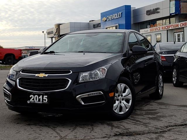 2015 Chevrolet Cruze 1LT 1LT, BLUETOOTH, REAR CAM, ONE OWNER, NO ACCIDENTS in Newmarket, Ontario