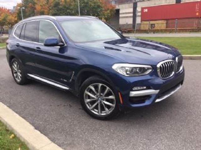 2018 BMW X3 28i xDrive Excess Wear Protection in Mississauga, Ontario