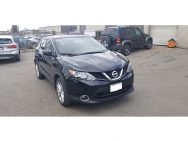 2017 Nissan Qashqai FWD 4dr S CVT w/Lease End Protection in Mississauga, Ontario