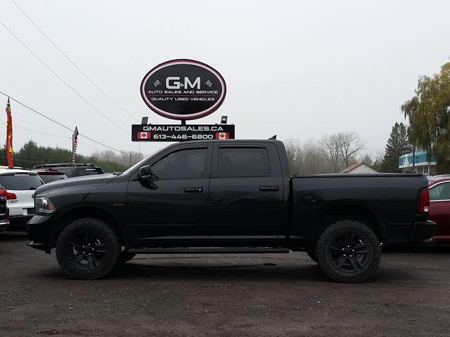 2018 Ram 1500 Night for sale