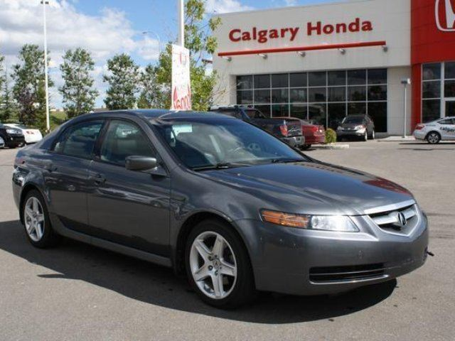 2006 acura tl 3 2 navi package auto grey calgary honda. Black Bedroom Furniture Sets. Home Design Ideas