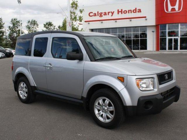 2006 honda element 2 4 y package 4wd auto silver calgary. Black Bedroom Furniture Sets. Home Design Ideas