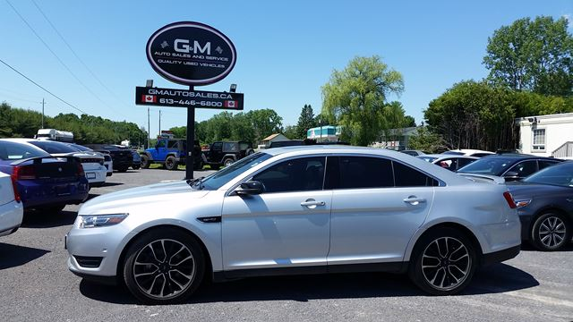 2017 Ford Taurus SHO for sale