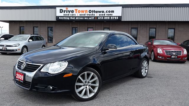 2007 Volkswagen Eos 2.0T **HARD TOP CONVERTIBLE** in Ottawa, Ontario