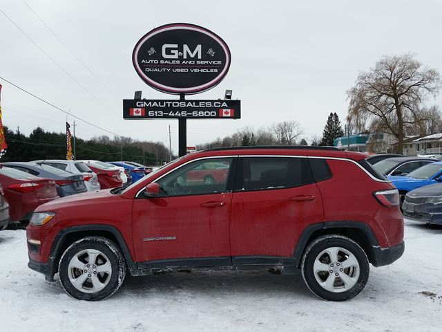 2018 Jeep Compass North for sale
