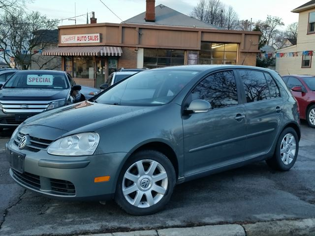 2007 Volkswagen Rabbit Great Transportation in St Catharines, Ontario