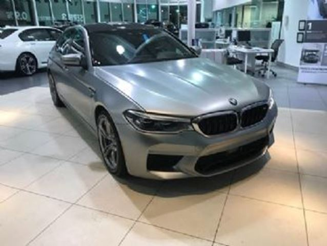 2018 Bmw M5 Fully Loaded 600hp Grey Lease Busters Wheelsca