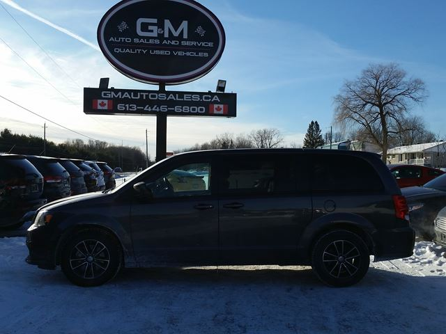 2018 Dodge Grand Caravan GT for sale