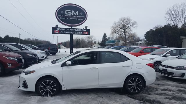 2019 Toyota Corolla SE for sale