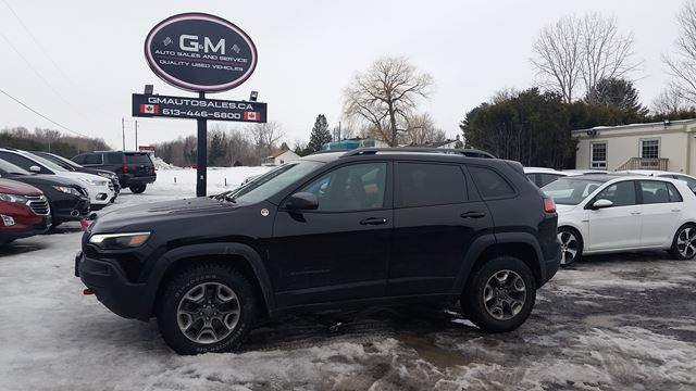 2019 Jeep Cherokee Trailhawk for sale