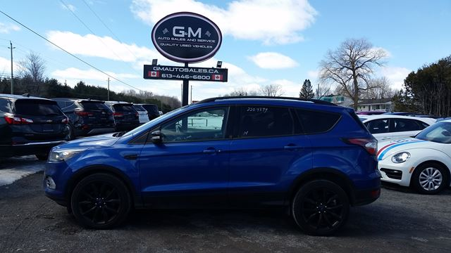 2017 Ford Escape Titanium for sale